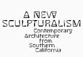 A New Sculpturalism